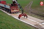 Bild: Mobile Baustraßen