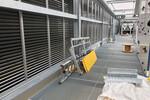 Bild: Lamellenfassaden - Wetterschutzgitter